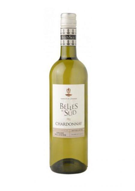 Belles du Sud Chardonnay Pays d'Oc IGP 75cl