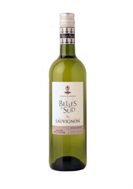 Belles du Sud Sauvignon Blanc Pays d'Oc IGP 75cl