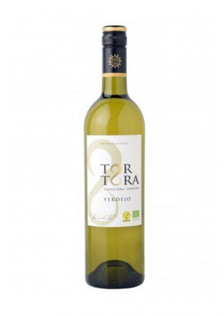 Tortora Verdejo Claude Vialade 75cl Biologische wijn (vegan)