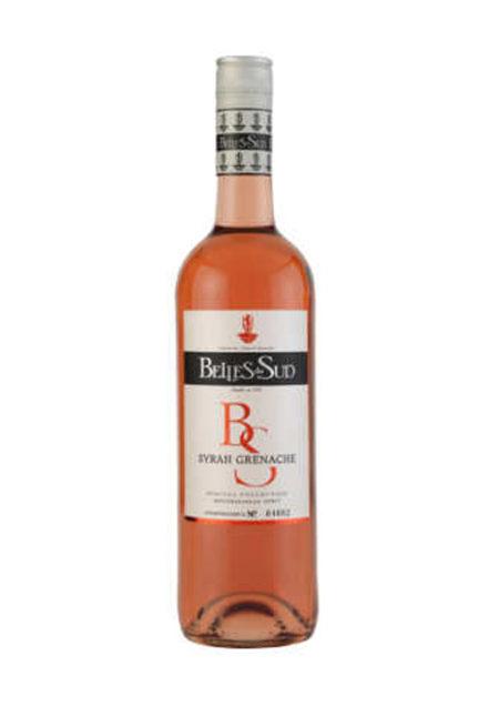 Belles du Sud Rose 75cl