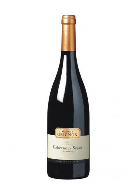 Manoir Grigon Cabernet Syrah Vin de Pays d'Oc