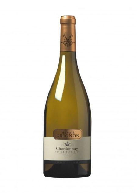 Manoir Grigon Blanc Chardonnay Vin de Pays d'Oc