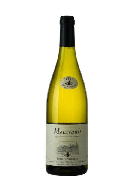 Henri de Villamont Chardonnay AOC Meursault 75cl