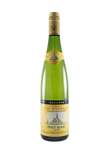 Pinot Blanc Klevner Reserve Hunawihr