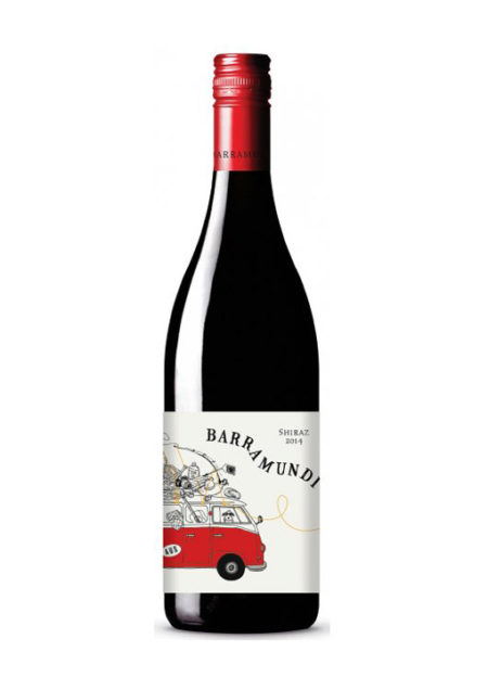 Barramundi Shiraz 75 cl