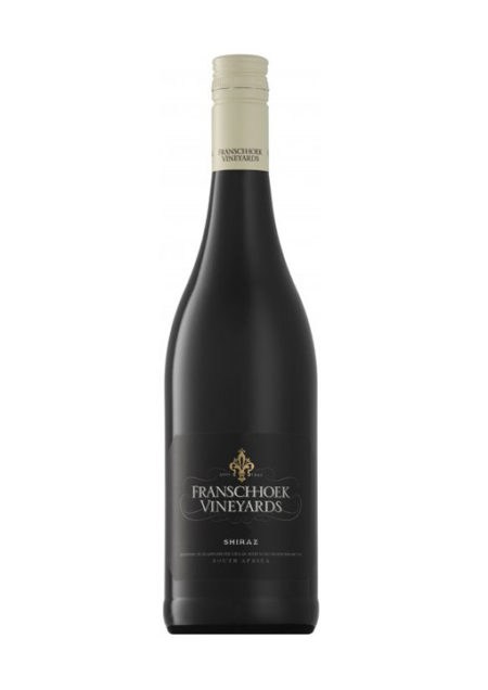 Franschhoek Cellar Franschhoek Vineyards Shiraz 75cl
