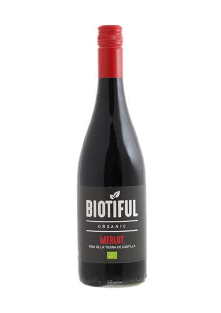 Biotiful Merlot 75cl (Biologisch)