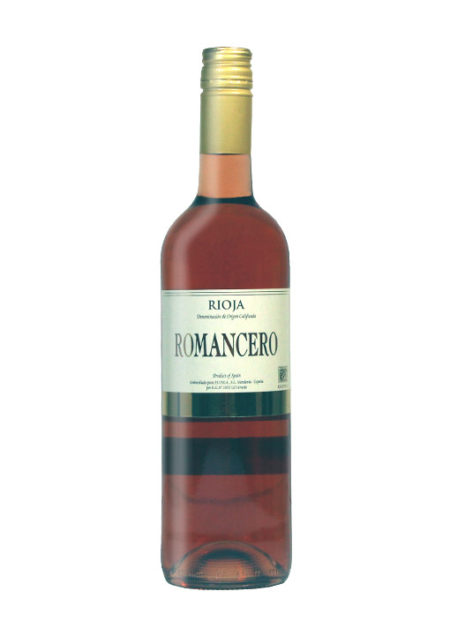 Romancero Rioja Rosé 75cl