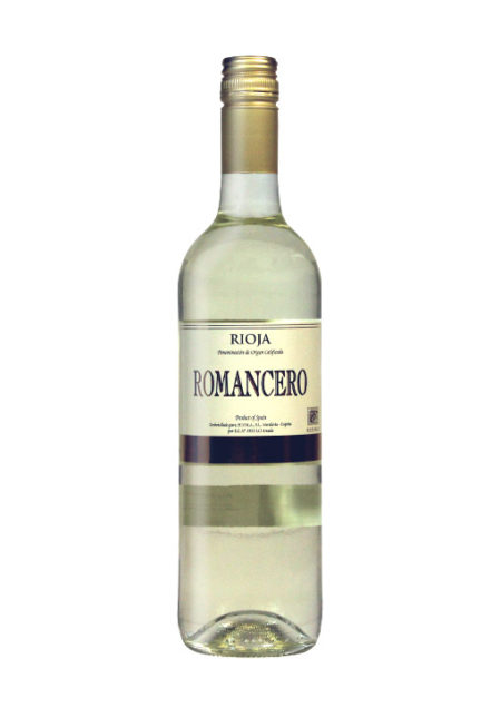 Romancero Rioja White 75cl