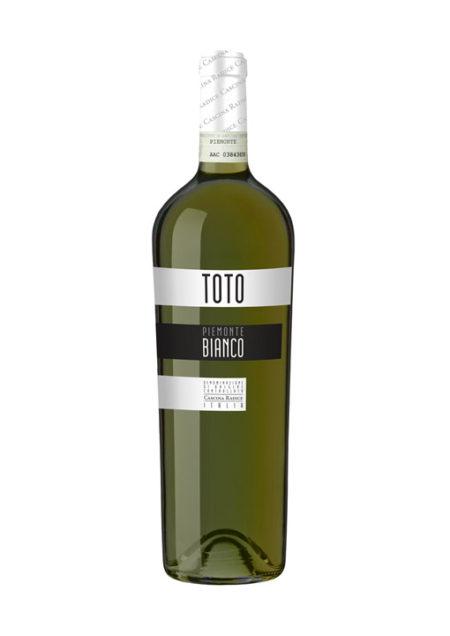 Toto Piemonte Bianco 75 cl