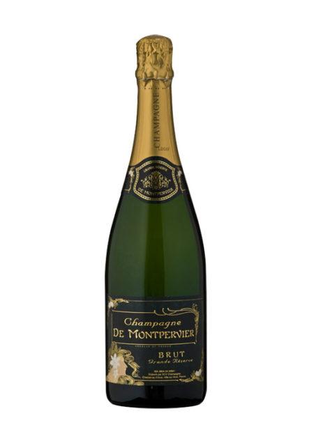 Champagne De Montpervier Brut Grande Réserve 75cl