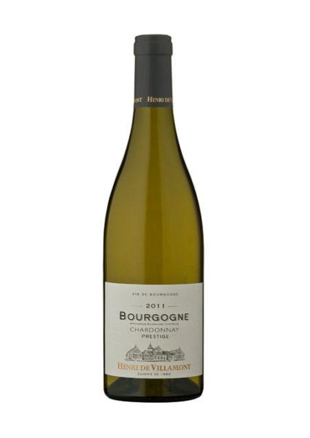 Henri de Villamont Bourgogne Chardonnay Prestige 75 cl