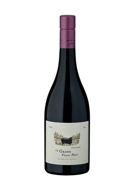 Le Grand Noir Pays d'Oc Pinot Noir 75 cl