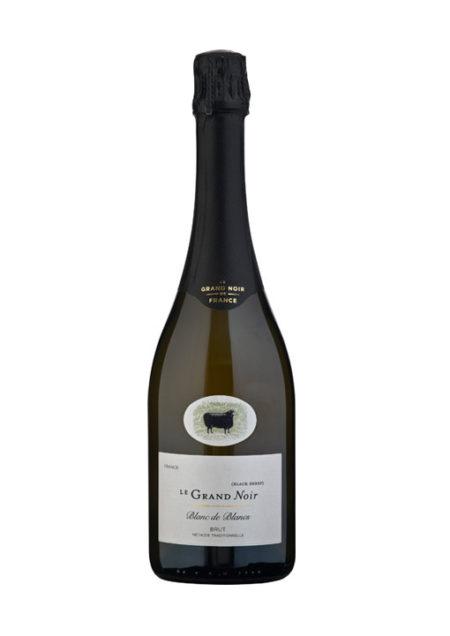 Le Grand Noir Sparkling Brut Blanc de Blancs 75 cl