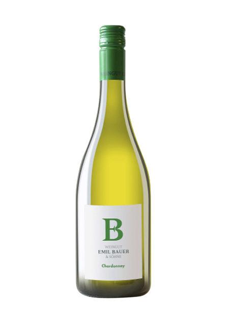 Emil Bauer Chardonnay WS 75 cl
