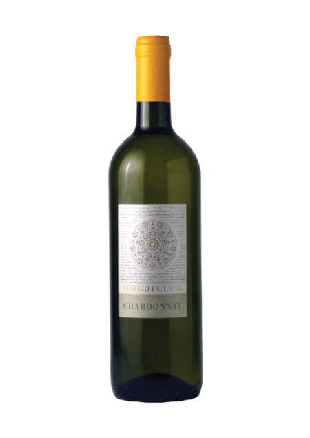 Borgofulvia, Chardonnay 75 cl