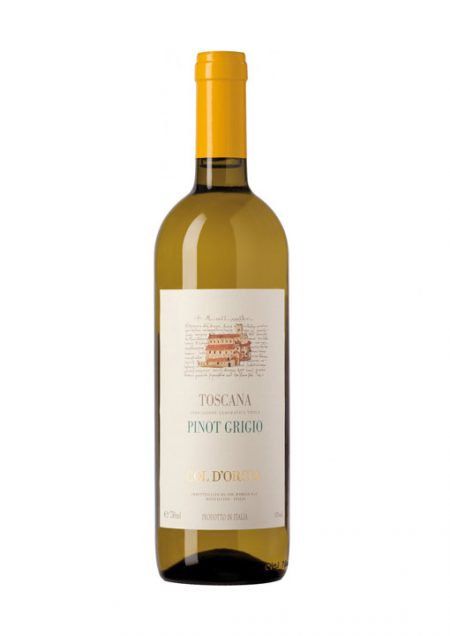Col d'Orcia Pinot Grigio Toscane IGT 75cl