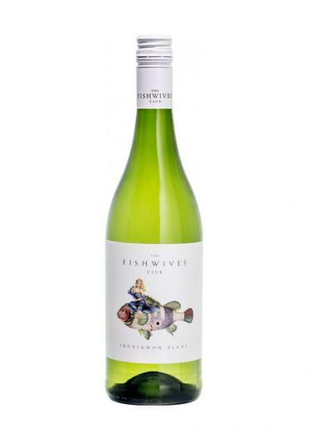 The Fishwives Club Sauvignon Blanc WO Western Cape 75cl