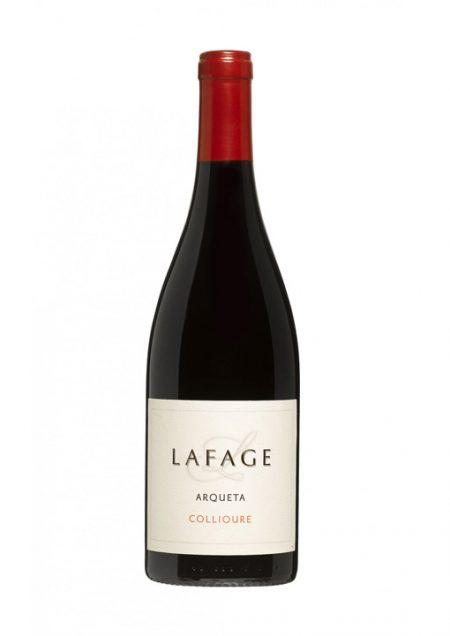 Domaine Lafage Arqueta AOC Collioure 75cl