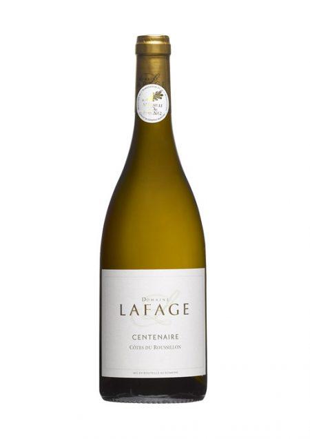 Domaine Lafage Centenaire AOC Côtes du Roussillon Blanc 75cl