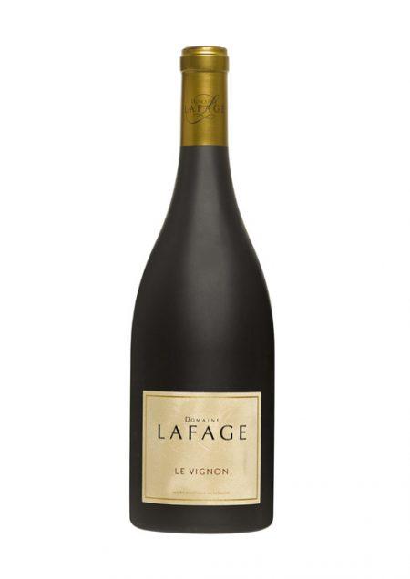Domaine Lafage Le Vignon AOC Côtes du Roussillon 75cl