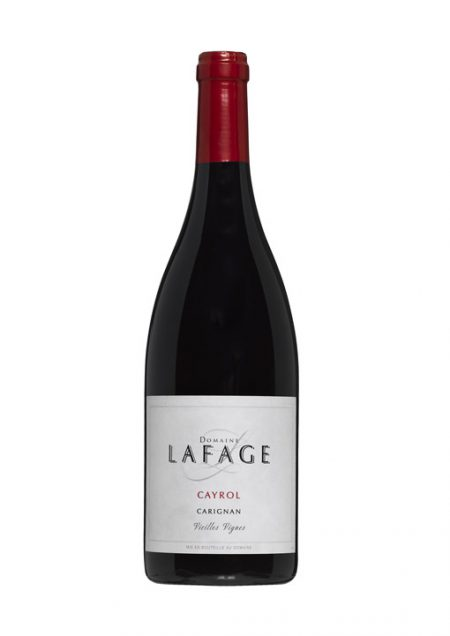 Domaine Lafage Cayrol IGP Côtes Catalanes 75cl