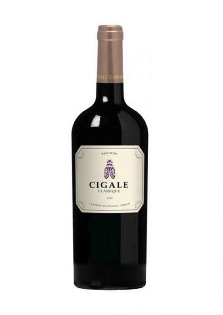 Cigale Classique Cabernet Sauvignon Merlot 75cl