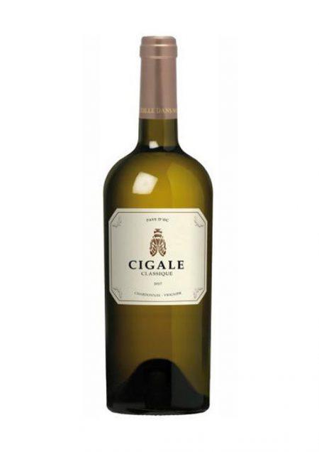 Cigale Classique Chardonnay Viognier 75cl