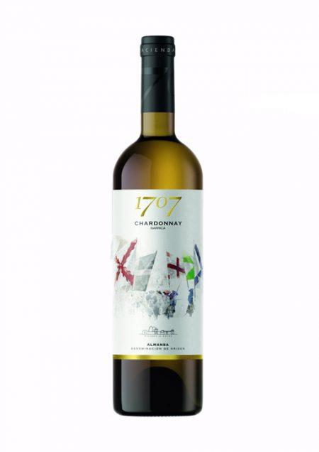 1707 Reserva | Chardonnay | Denominación de Origen 75cl