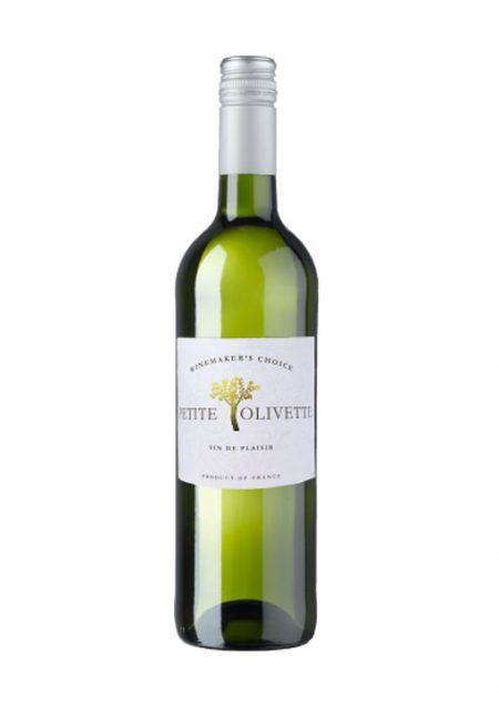 Petite Olivette - Vin De Plaisir | Ugni-Blanc, Colombard | IGP Comte Tolosan 75cl