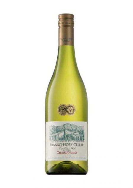 Franschhoek Cellar Our Town Hall Unoaked Chardonnay 75cl