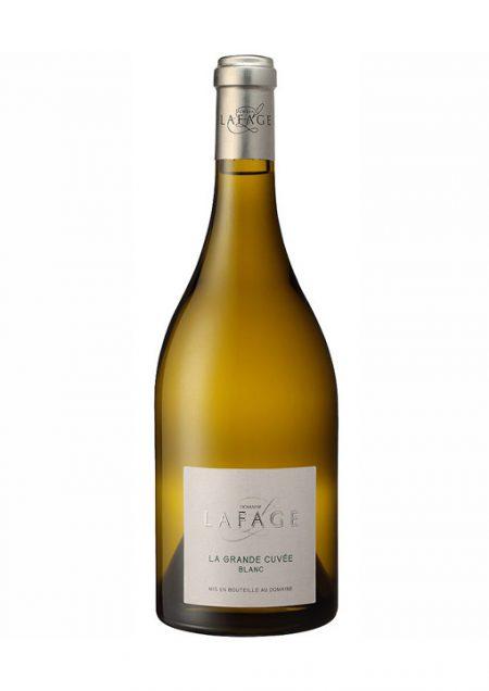 Domaine Lafage La Grande Cuvée Blanc AOC Côtes du Roussillon Blanc 75cl