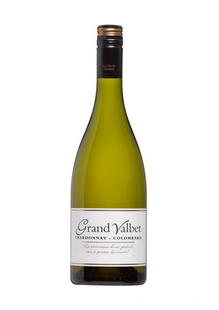 Grand Valbet IGP Pays d'Oc Chardonnay Colombard 75cl