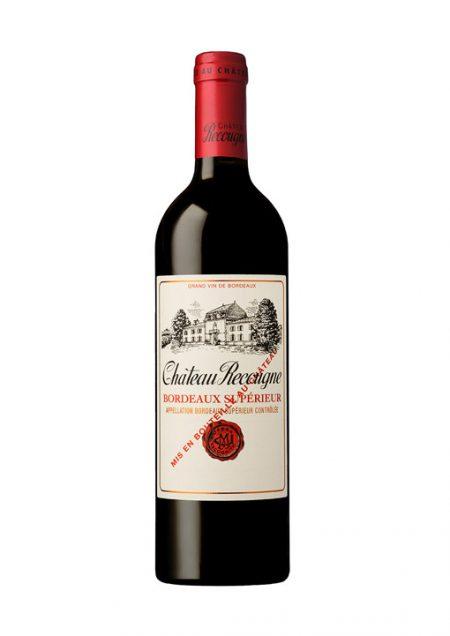 Château Recougne Rouge Bordeaux Supérieur 75cl