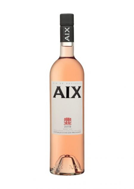 AIX Rosé AOC Coteaux d'Aix en Provence 75cl