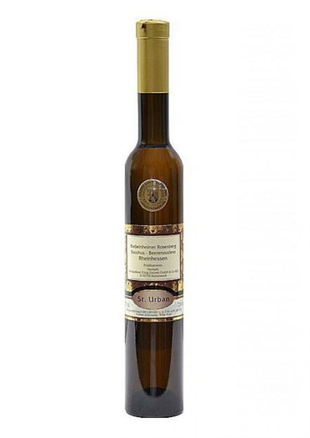 St. Urban Bacchus Beerenauslese 37,5cl