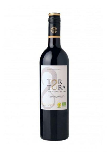 Tortora Vinos Tinto 75cl Biologische wijn