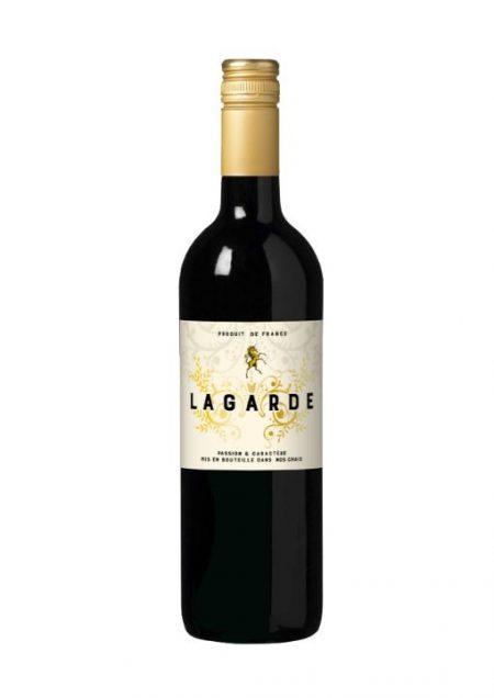 Lagarde Rouge Pays de l'Hérault IGP 75cl