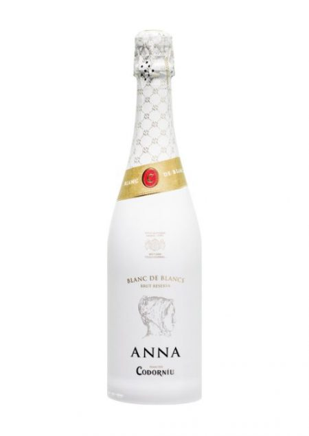 Anna De Codorniu Brut White Blanc de Blancs Cava DO 75cl