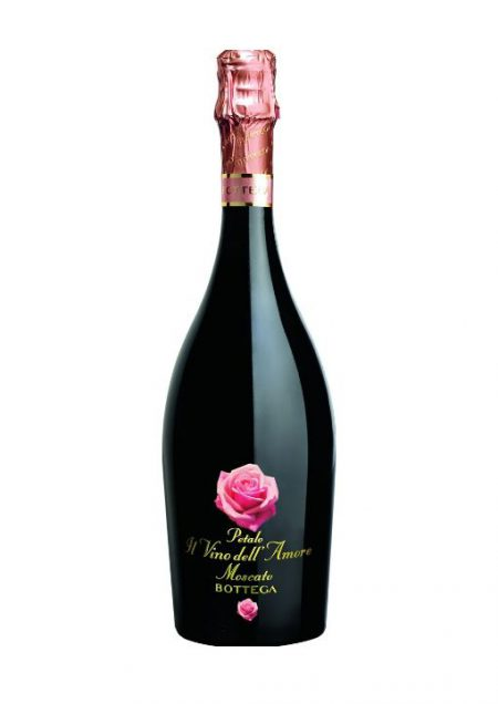 Bottega Il Vino Del Amore Moscato Spumante 75cl