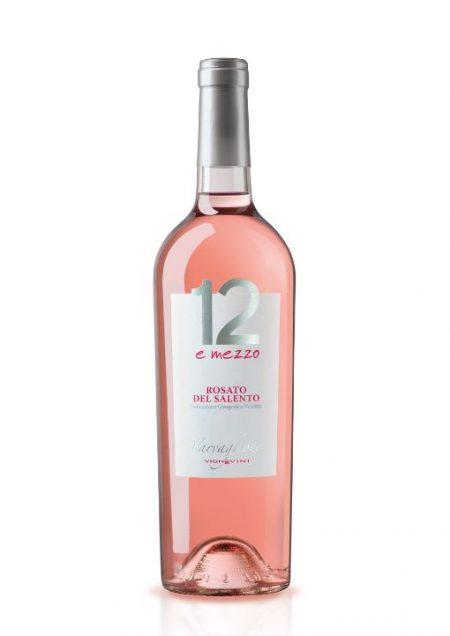 Varvaglione Vigne e Vini 12 e Mezzo Rosato del Salento IGP 75cl