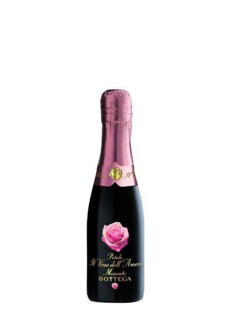 Bottega Il Vino Del Amore Moscato Spumante Piccolo 20cl