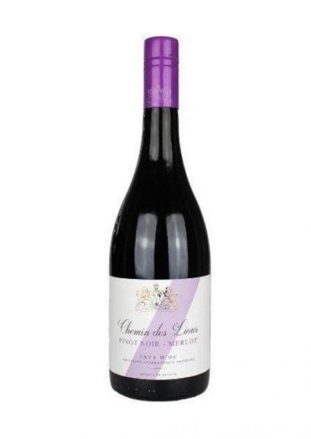 Chemin des Lions Pinot Noir Merlot 75cl