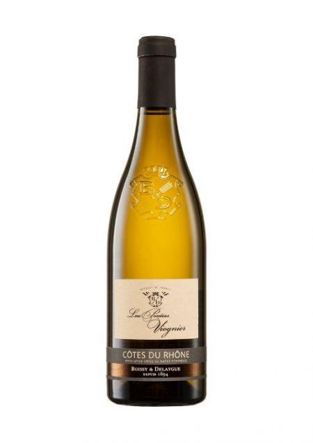 Boissy & Delaygue Côtes du Rhône Blanc Viognier Lou Pontias 75cl