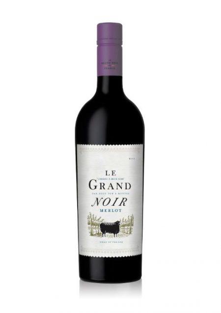 Le Grand Noir Merlot IGP Pays d'Oc 75cl