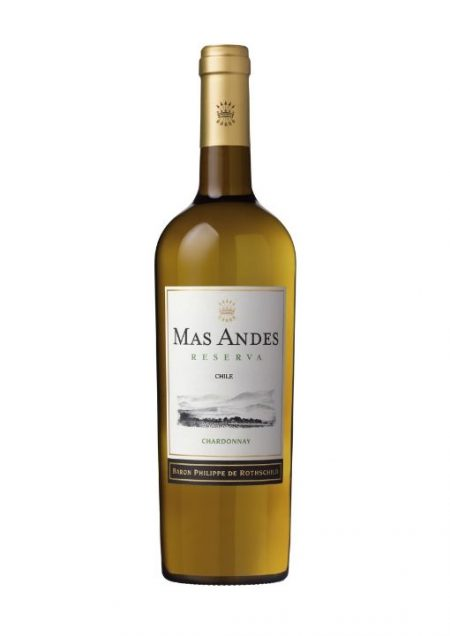 Mas Andes Reserva Chardonnay 75cl