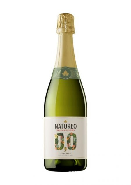 Torres Natureo Sparkling 0,0 Semi-Seco Alcoholvrij 75cl