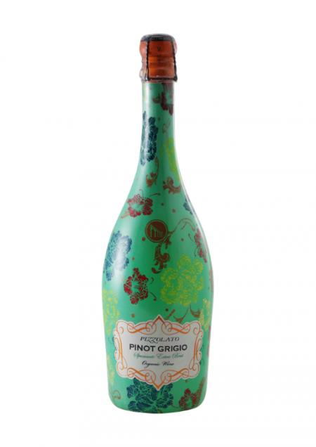 BIO Pizzolato Pinot Grigio Extra Brut 75cl