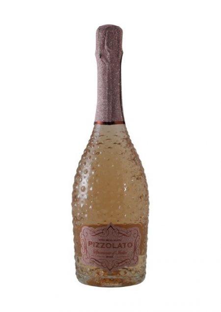 BIO Pizzolato Violette Spumante Rosato Extra Dry 75cl