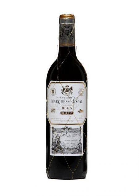Marques de Riscal Reserva Rioja DOCa 75cl (Vegan)